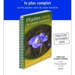 plantes rares qc méridional 2009